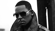 R. Kelly at the Landmark Theater