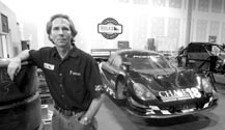 Racecar Builder Moves to Manchester