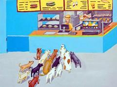 "Ralph Pugay: ""Canine Surprise"""