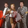 Red Elvises at Capital Ale House