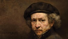 """Rembrandt"" at the Leslie Cheek Theater"