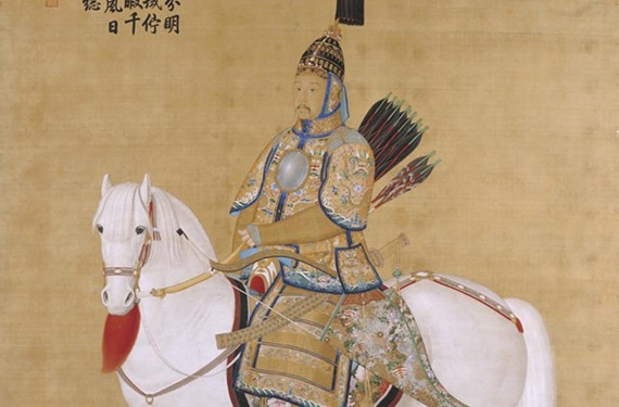 "Richmond may get a sense of the excitement experienced at New York Asia Week when ""Forbidden City: Imperial Treasures from the Palace Museum, Beijing"" opens at VMFA on Oct. 18. Pictured is ""Emperor Qianlong on Horseback"""