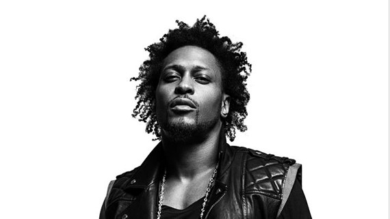"Richmond native D'Angelo has finally released a new album, ""Black Messiah,"" which features co-songwriting credits for eight songs with Kendra Foster from Parliament-Funkadelic. - GREG HARRIS"