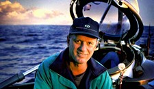 Robert Ballard at the Landmark Theater