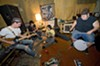 """Roma is, from left, Charlie Padgett, Matt Hansen, Chris Wilkerson and Ben Padgett. For an extended mix of this interview, go to <a href=""""http://styleweekly.com/"""">styleweekly.com</a>."""
