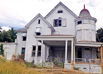 Rotting Mansion in Barton Heights to Get New Life