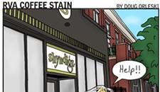RVA Coffee Stain