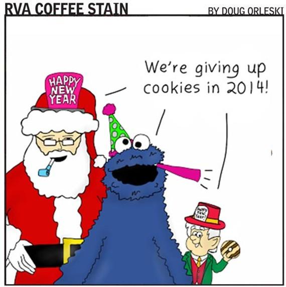 GO TO RVACOFFEESTAIN.COM TO READ MORE OF DOUG ORLESKI'S COMICS.