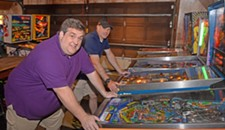 RVA Pinball Enthusiasts To Hold First Public Tourney