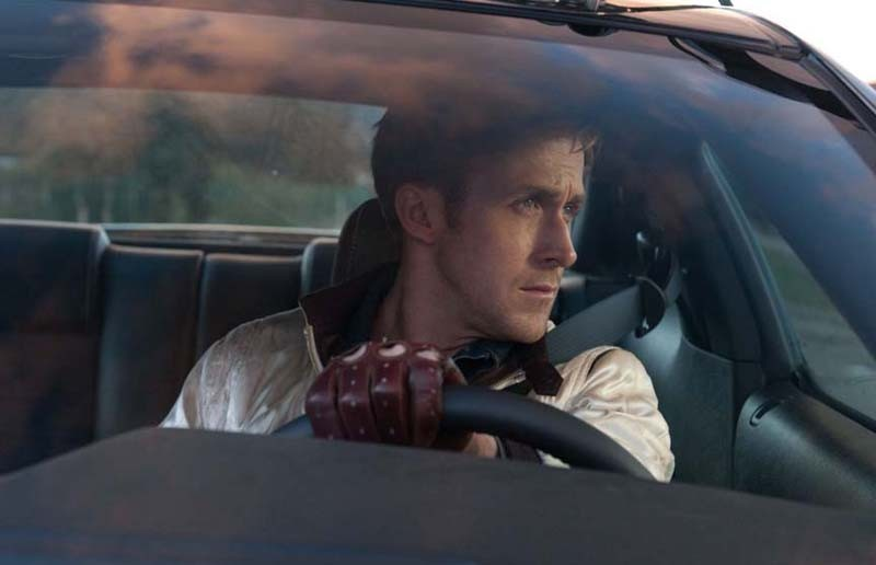 "Ryan Gosling comes out in favor of torque reform in the latest high-speed thrill ride, ""Drive."" - RICHARD FOREMAN"