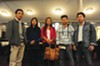 Sai Lat, Siang Siang, N. Sui Vang, Ta Mawi and Khai Bil pose for a photo after being formally accepted as members of Tabernacle Baptist Church during a recent service.