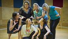 """""""Scream Queens"""" at the Pine Camp Arts and Community Center"""