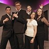 See tomorrow's comedy legends today when the Second City Touring Company hits the Modlin Center