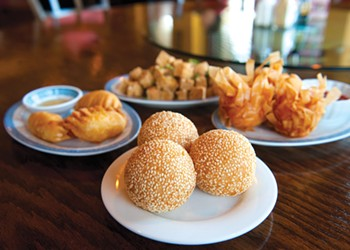 Food Review: Queen's Dim Sum