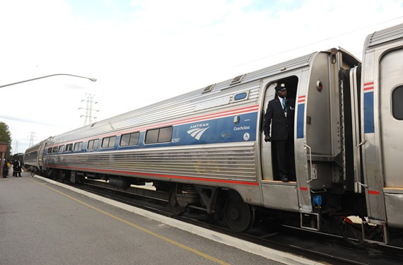 Since 1997, Staples Mill Station and Richmond have seen rail passenger traffic grow by 60 percent. - SCOTT ELMQUIST