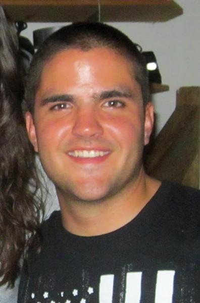 Soldier Kyle P. Stoeckli died in Afghanistan last month. - BRUNO STOECKLI
