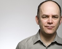 """""""Sometimes I listen to my voice and I hate it,"""" comedian Todd Barry confesses. But fans adore his deadpan delivery, both on stage and on Twitter."""