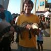 Squirrels' Gator Stunt Riles PETA, Some Fans