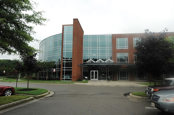 Star Scientific is based in a modest office off Cox Road in an Innsbrook office park. - STAR SCIENTIFIC