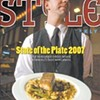 State of the Plate 2007