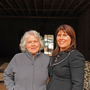 Stella Dikos and her daughter Katrina Giavos will open a new version of Stella's this year. Photo by Scott Elmquist.