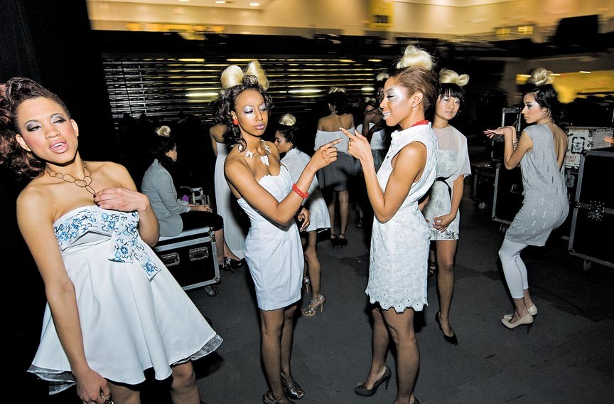 Strut, a student fashion show, is being halted by its longtime sponsor, Virginia Commonwealth University. More than 100 students work on the annual event and many of them are questioning the university's decision. - ASH DANIEL
