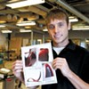 Student's Wood Shop Project Goes Global