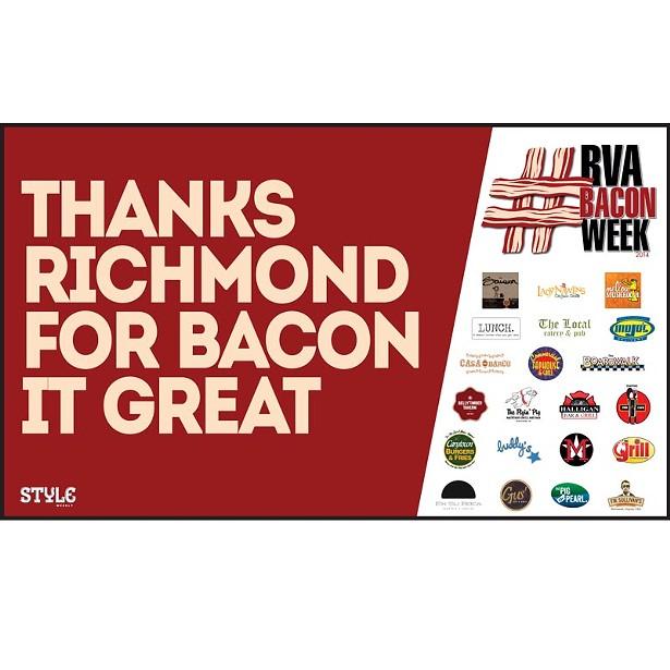 Style Weekly Richmond Restaurant Week