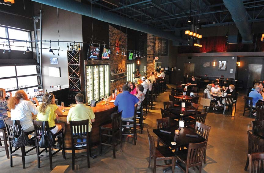 Suds on South Side: Sedona lures them in with craft-beer seminars and more. - SCOTT ELMQUIST