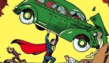 Superman Panel Discussion at Weinstein JCC