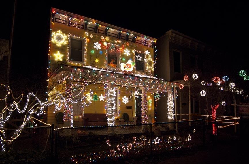Tacky Lights Tours Night And Day Style Weekly