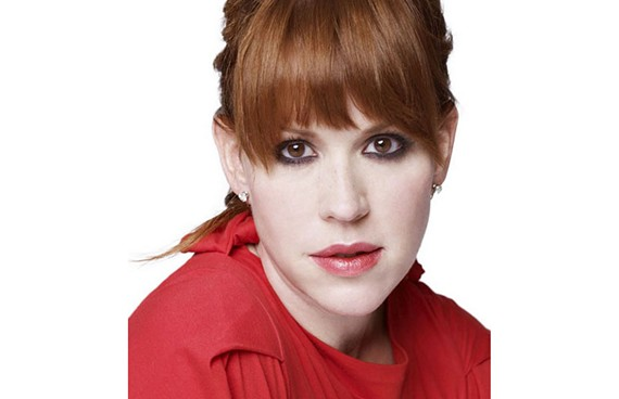 Talented actress Molly Ringwald is returning to Richmond to sing more jazz tunes, and a few holiday numbers, at Gottwald Playhouse.