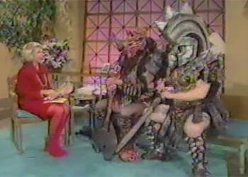 That Time Joan Rivers Interviewed Gwar