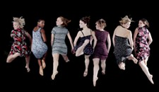 The 12th Annual Richmond Choreographers Showcase at the Grace Street Theater