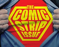 The 2011 Comic Strip Issue