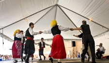 The 2014 Greek Festival Sts. Constantine and Helen Greek Orthodox Cathedral