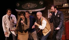"REVIEW: ""A Lug Nuts Christmas"" at Hanover Tavern"