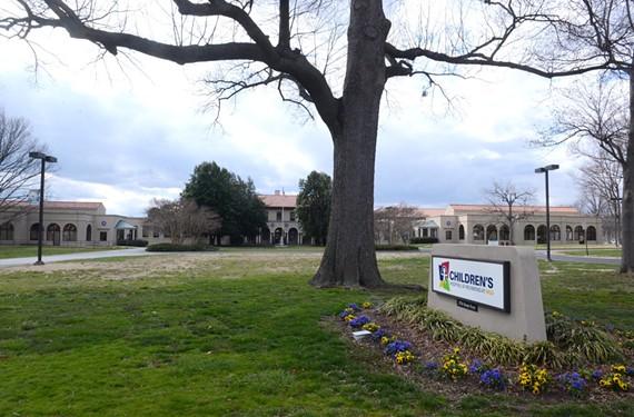 The Children's Hospital of Richmond at VCU - SCOTT ELMQUIST