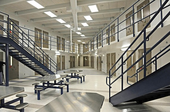The city's new jail opened in July. Unlike its predecessor, which was built in the 1960s and featured large bunk rooms, it features modern cells and better conditions — an improvement for staff and inmates, jail officials say.