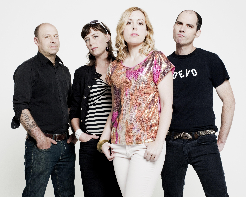 The Corin Tucker Band plays Strange Matter on Wednesday, Sept. 19.