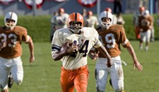 """The Express: The Ernie Davis Story"" at the Byrd Theatre"