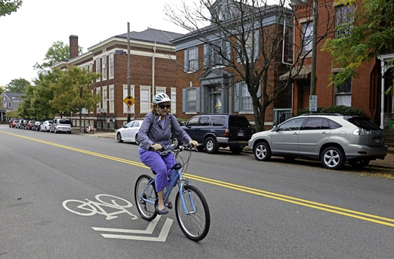 The Floyd Avenue bike boulevard plan remains controversial. But another bike proposal is speeding along.