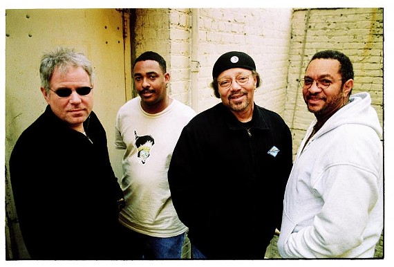 The Funky Meters bring their classic funky sound from New Orleans to Friday Cheers on June 13, 2014.