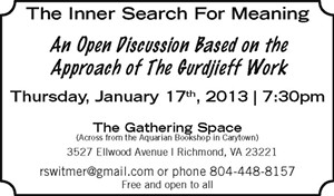 The Gathering Space