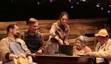 The Grapes of Wrath at the Barksdale Theatre
