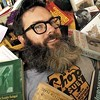 The Hairiest Man in Used-Book Activism