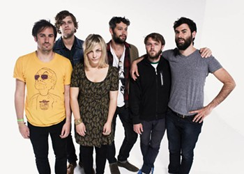 The Head and the Heart at Friday Cheers