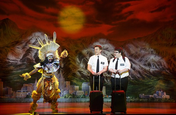"""The highly acclaimed musical """"The Book of Mormon"""" will play for one week in November at Altria Theater."""