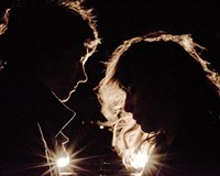 "The music may be dreamy, but ""live, it's pretty loud!"" says Victoria Legrand. She and Alex Scally are Beach House, which comes to the National on Sept. 13."
