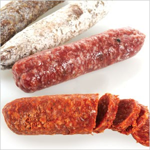 The names and recipes go back hundreds of years: Molisana, Norcino, Napoli and Calabrese, all slow-cured salame from Olli Salumeria, based in Richmond.